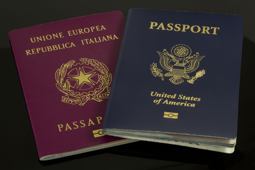 search ancestors by passport number usa
